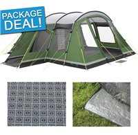 Outwell Montana 6 Tent Package Deal 2016