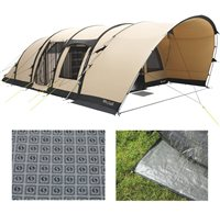 Outwell Alamosa 6ATC Air Tent Package Deal 2016