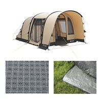 Outwell Flagstaff 4ATC Air Tent Package Deal 2016