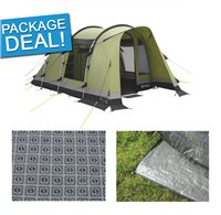 Outwell Newgate 4 Tent Package Deal 2016