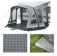 Outwell Cozumel Reef Air Awning Package Deal 2016