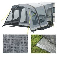 Outwell Belize Reef Air Awning Package Deal 2016