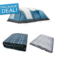 Royal Rockhampton 6 + 2 Air Tent Package Deal