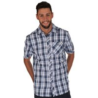 Regatta Deakin Mens Shirt Navy