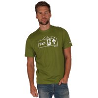 Regatta Algar Mens T Shirt Green