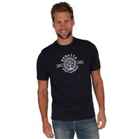 Regatta Algar Mens T Shirt Navy