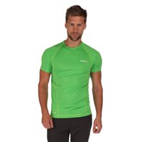 Regatta Luray Mens T Shirt Green