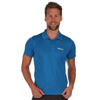 Regatta Maverik 3 Mens Polo Shirt Blue