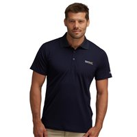 Regatta Maverik 3 Mens Polo Shirt Navy