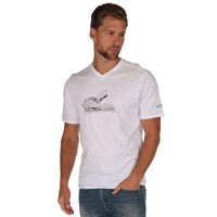 Regatta Tirich Mens T Shirt White