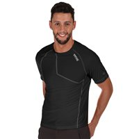 Regatta Volito Mens T Shirt Black