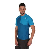 Regatta Volito Mens T Shirt Blue