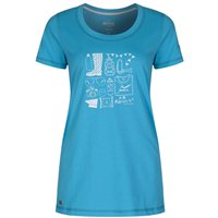 Regatta Felicia Womens T Shirt Aqua