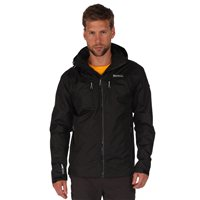 Regatta Calderdale II Mens Jacket Black 2018