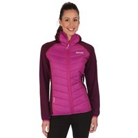 Regatta Andreson 2 Hybrid Jacket Blackcurrant