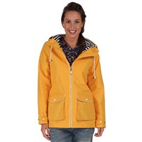 Regatta Bayeur Womens Jacket Gold