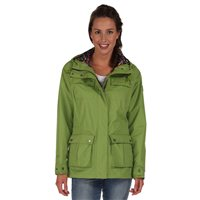 Regatta Nerine Womens Jacket Green