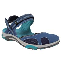 Regatta Lady Hayworth Sandal Blue Enamel.