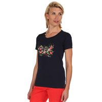 Regatta Felicia Womens T Shirt Navy