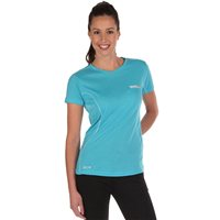 Regatta Womens Luray T shirt Atoll Blue