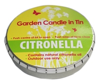 Highlight Products  Citronella Candle In Tin