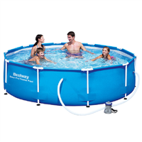 Bestway 10ft x 30ins Steel Pro Frame Pool Set