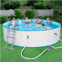 "Bestway 12' x  36"" Hydrium Splasher Pool Set"
