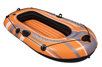 "Bestway 57"" Hydro-Force Red Inflatable Boat"