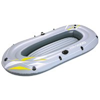 "Bestway 98"" x 46""  RX-5000 Grey Inflatable Boat"