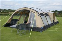 Kampa Studland 8 Classic Air Pro Inflatable Tent 2017