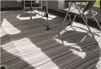 Kampa Continental Cushioned Carpet Exquisite
