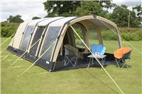 Kampa Hayling 6 Classic Air Pro Inflatable Tent 2017