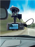 Streetwize Dual Camera Split Screen Journey Recorder