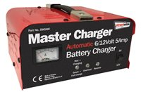Streetwize Heavy Duty 6 and 12 Volt 5 Amp Automatic Battery Charger
