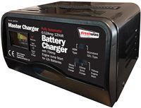 Streetwize 6 and 12 Amp Automatic Battery Charge and 75 Amp Engine Starter 12V