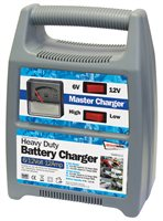 Streetwize 6 and 12 Volt 12 Amp Automatic Battery Charger