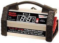 Streetwize Intelligent 10 Amp Battery Charger
