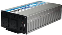 Streetwize 2000 Watt and 4000 Peak Watt Power Inverter
