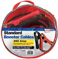 Streetwize 2M Booster Cable 250 Amp