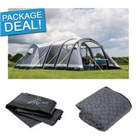Kampa Bergen 6 Air Pro Package Deal 2017