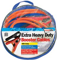Streetwize Extra Heavy Duty 3M Booster Cable