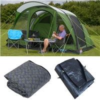 Kampa Brean 4 Air Advantage Package Deal 2019