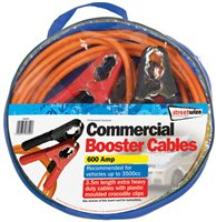 Streetwize Commercial 3.5M Booster Cable