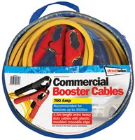Streetwize Commercial 4.5M Booster Cable
