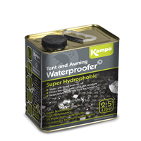 Kampa Super Hydrophobic Waterproofer Tin