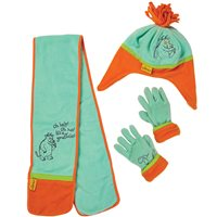 Briers Gruffalo Hat, Glove & Scarf Set