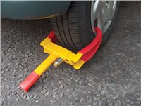 Streetwize Claw Wheel Clamp