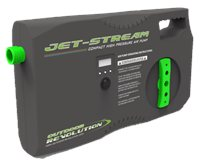 Outdoor Revolution Jet Stream Twin Electric Pump