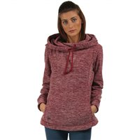 Regatta Kizmit Womens Fleece Rhubarb Red