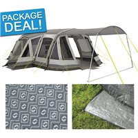 Outwell Montana 6SA Tent Package Deal 2017